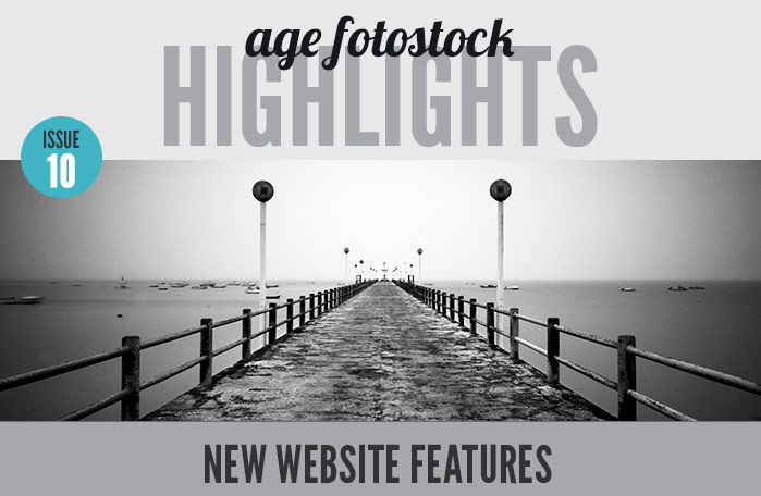 age fotostock HIGHLIGHTS - ISSUE 10