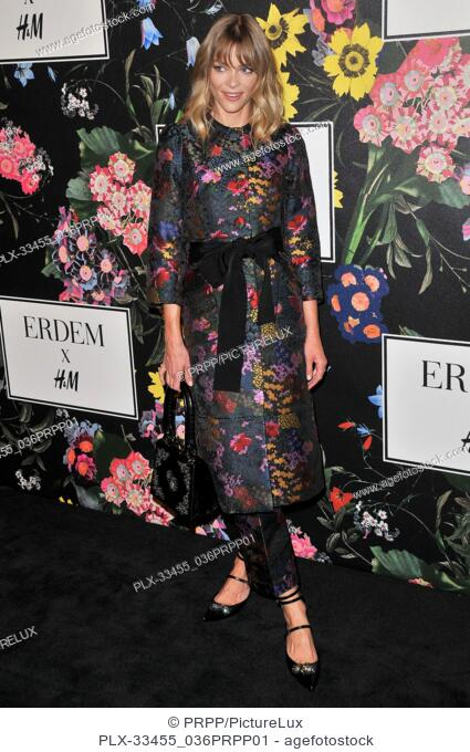 Jamie King at the ERDEM x H&M Runway Show and Party held at The Ebell of Los Angeles in Los Angeles, CA on Wednesday, October 18, 2017
