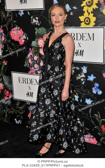 Kate Bosworth at the ERDEM x H&M Runway Show and Party held at The Ebell of Los Angeles in Los Angeles, CA on Wednesday, October 18, 2017