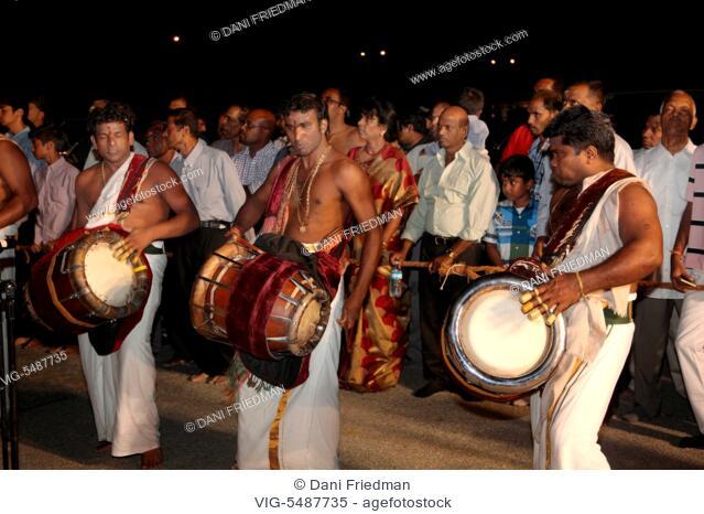 English Tamil Dhol