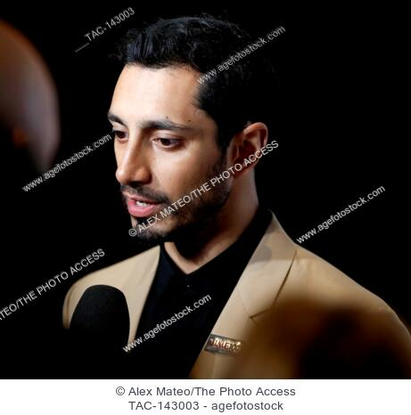 Riz Ahmed attends the 2017 Time 100 Gala at Jazz at Lincoln Center on April 25, 2017 in New York City