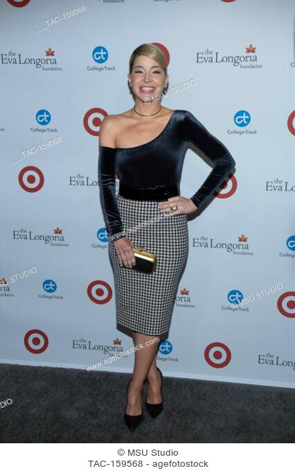 Katherine Castro attends the 6th Annual Eva Longoria Foundation Dinner at Four Seasons Hotel Los Angeles at Beverly Hills on October 12, 2017 in Los Angeles