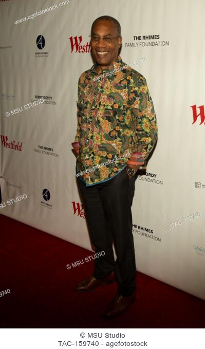 Joe Morton attends Sunday Matinee of 'Turn Me Loose' at Wallis Annenberg Center for the Performing Arts on October 15, 2017 in Beverly Hills, California