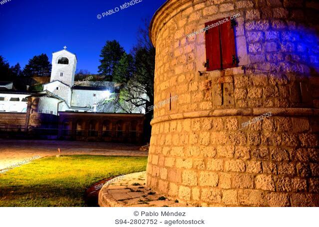 Biljarda and Monastery of Cetinje, Montenegro