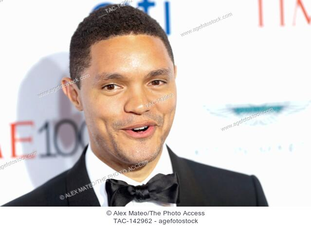 Trevor Noah attends the 2017 Time 100 Gala at Jazz at Lincoln Center on April 25, 2017 in New York City