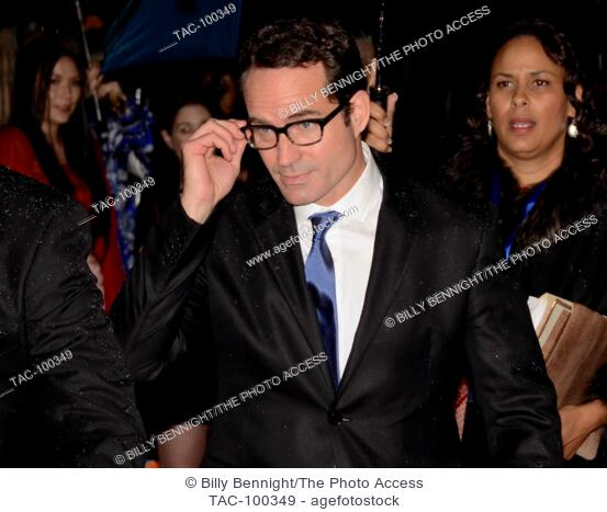 Jason Patric attends 21st Annual Huading Global Film Awards held at the Ace Hotel Theatre in Los Angeles, Claifornia on December 15, 2016