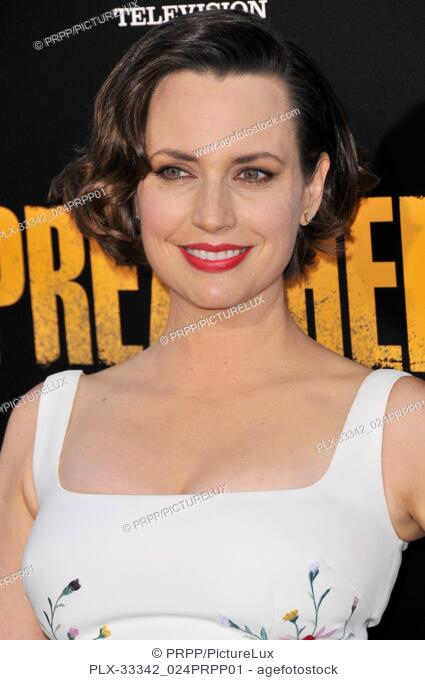 """Julie Ann Emery at """"""""Preacher"""""""" Season 2 Premiere held at the Theater at the Ace Hotel in Los Angeles, CA on Tuesday, June 20, 2017"""