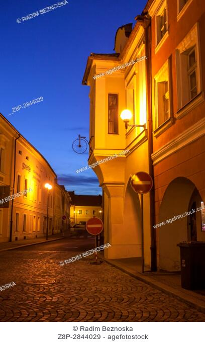 Old Town, Kadan, Northern Bohemia, Czech Republic, Europe