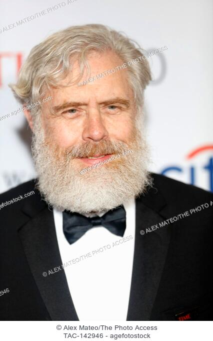 George Church attends the 2017 Time 100 Gala at Jazz at Lincoln Center on April 25, 2017 in New York City