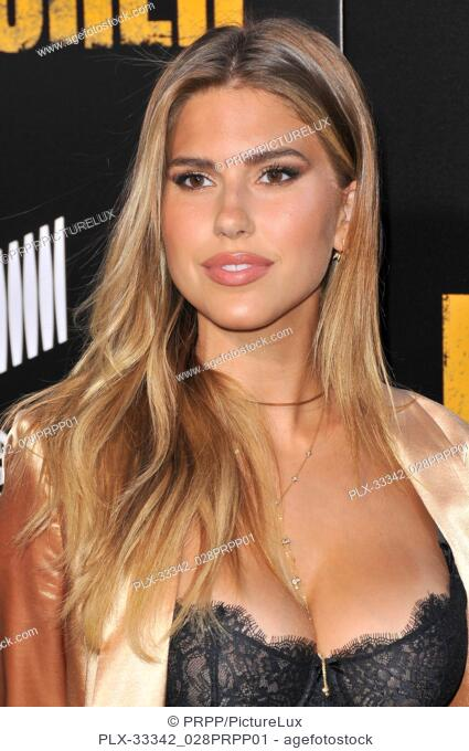 """Kara Del Toro at """"""""Preacher"""""""" Season 2 Premiere held at the Theater at the Ace Hotel in Los Angeles, CA on Tuesday, June 20, 2017"""