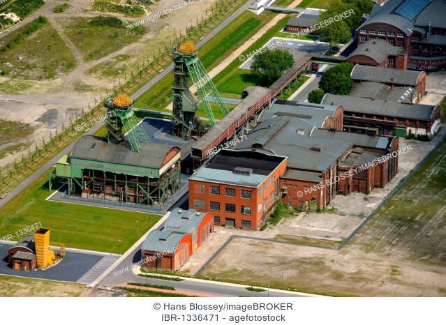 Grohe Menden aerial view grohe factory menden edelburg industrial park menden
