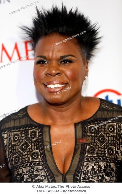 Leslie Jones attends the 2017 Time 100 Gala at Jazz at Lincoln Center on April 25, 2017 in New York City