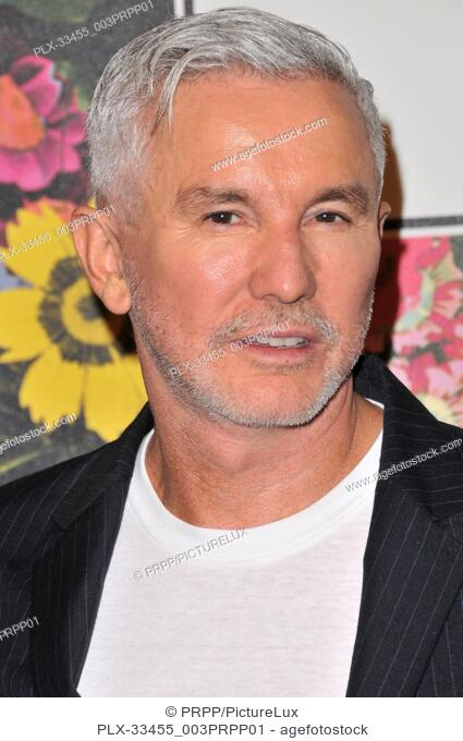 Baz Luhrmann at the ERDEM x H&M Runway Show and Party held at The Ebell of Los Angeles in Los Angeles, CA on Wednesday, October 18, 2017