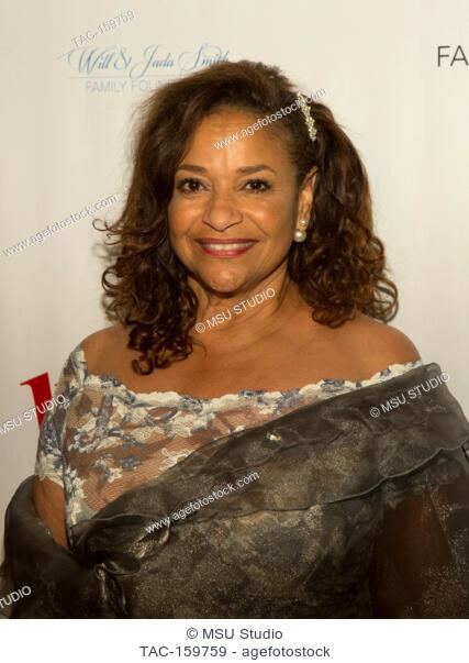 Debbie Allen attends Sunday Matinee of 'Turn Me Loose' at Wallis Annenberg Center for the Performing Arts on October 15, 2017 in Beverly Hills, California