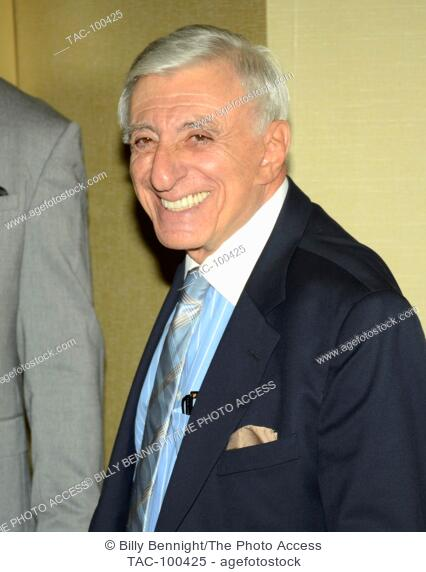 Jamie Farr Arrives at the Actors And Others For Animals' Joy To The Animals Luncheon at the Universal City Hilton and Towers on December 4