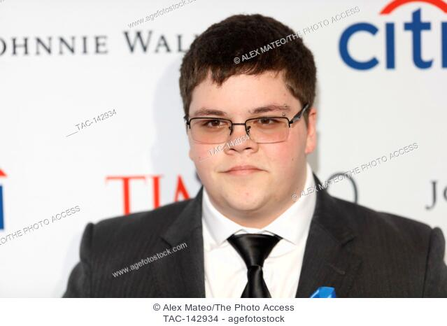 Gavin Grimm attends the 2017 Time 100 Gala at Jazz at Lincoln Center on April 25, 2017 in New York City