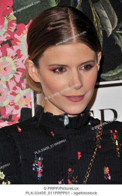 Kate Mara at the ERDEM x H&M Runway Show and Party held at The Ebell of Los Angeles in Los Angeles, CA on Wednesday, October 18, 2017