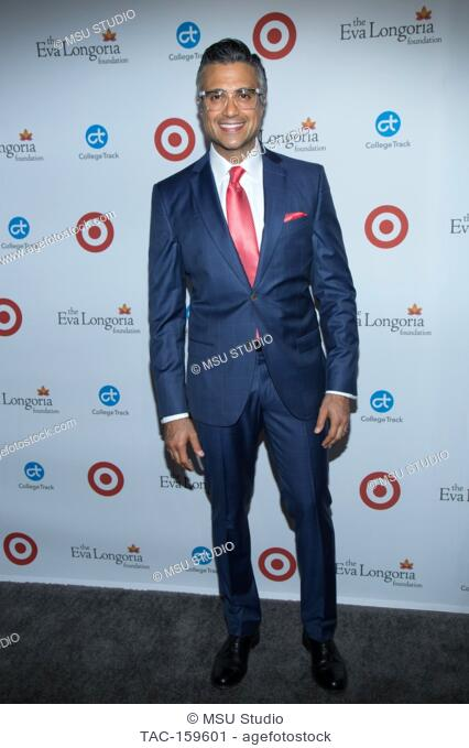 Jaime Camil attends the 6th Annual Eva Longoria Foundation Dinner at Four Seasons Hotel Los Angeles at Beverly Hills on October 12, 2017 in Los Angeles