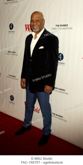 James Picken Jr. attends Sunday Matinee of 'Turn Me Loose' at Wallis Annenberg Center for the Performing Arts on October 15, 2017 in Beverly Hills, California