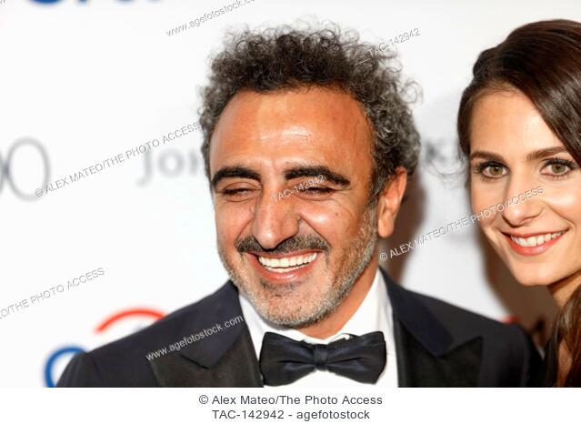 Hamdi Ulukaya, CEO of Chiobani attends the 2017 Time 100 Gala at Jazz at Lincoln Center on April 25, 2017 in New York City