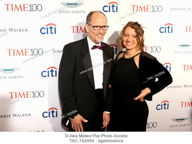 Democratic National Commitee chairman Tom Perez attends the 2017 Time 100 Gala at Jazz at Lincoln Center on April 25, 2017 in New York City
