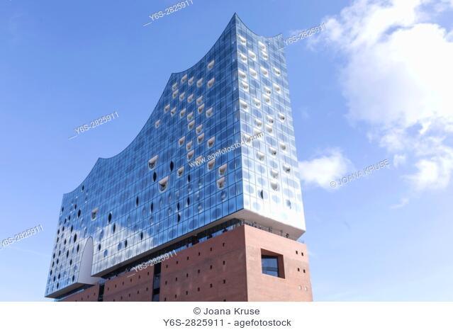 Elbphilarmonie, Hamburg, Germany, Europe