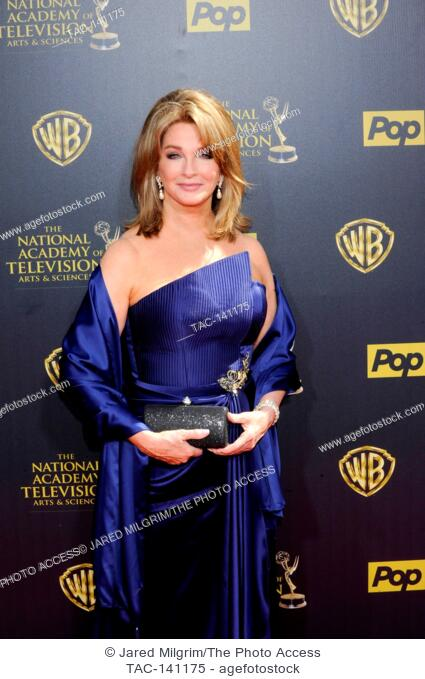 Actress Deidre Hall attends the 42nd annual Daytime Emmy Awards at Warner Bros. Studios on April 26th, 2015 in Burbank, California