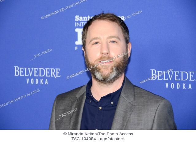 David Heinz attends the Outstanding Performing of the Year Award presented by Belevedere Vodka at the 32nd Annual Santa Barbara International Film Festival at...